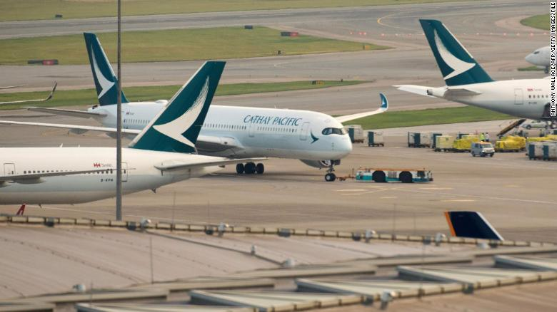 Cathay Pacific got hacked, compromising the data of millions of passengers