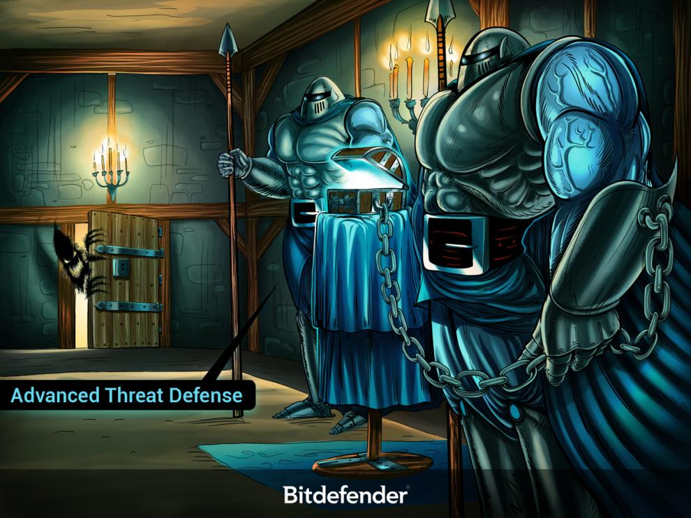 Bitdefender bảo vệ bạn trước Ransomware như thế nào (phần 2)