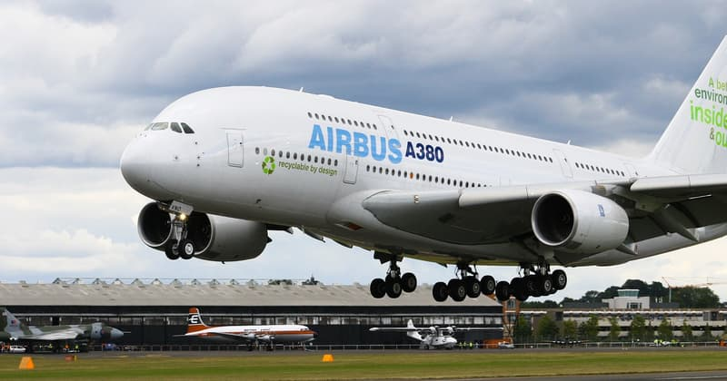 Hackers hit Airbus, steal personal details of employees