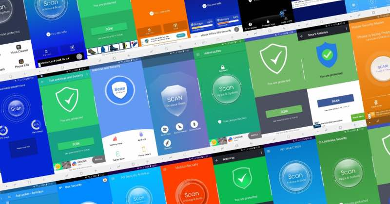 Google Play is flooded with hundreds of unsafe anti-virus products